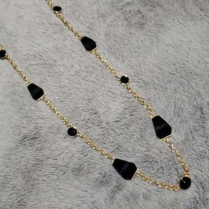 NWT Lydell NYC gold necklace